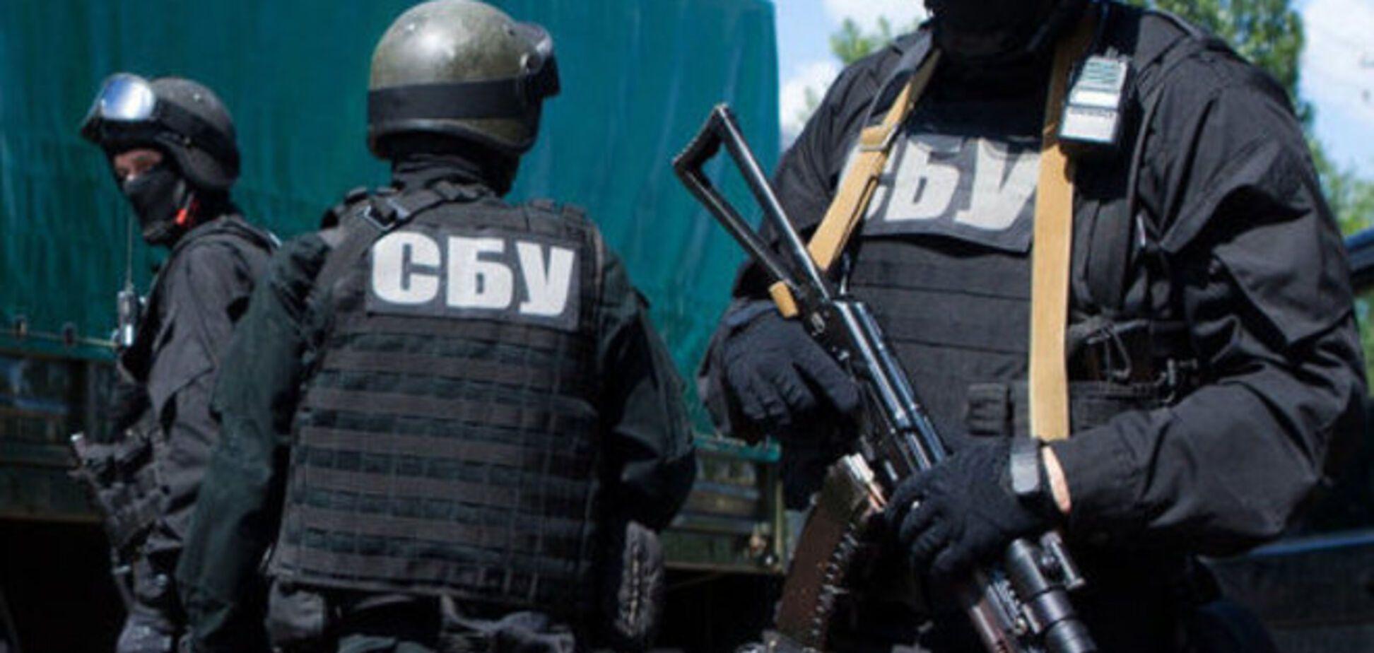 За добу СБУ затримала п'ятьох інформаторів терористів і 'міністра' 'ДНР'