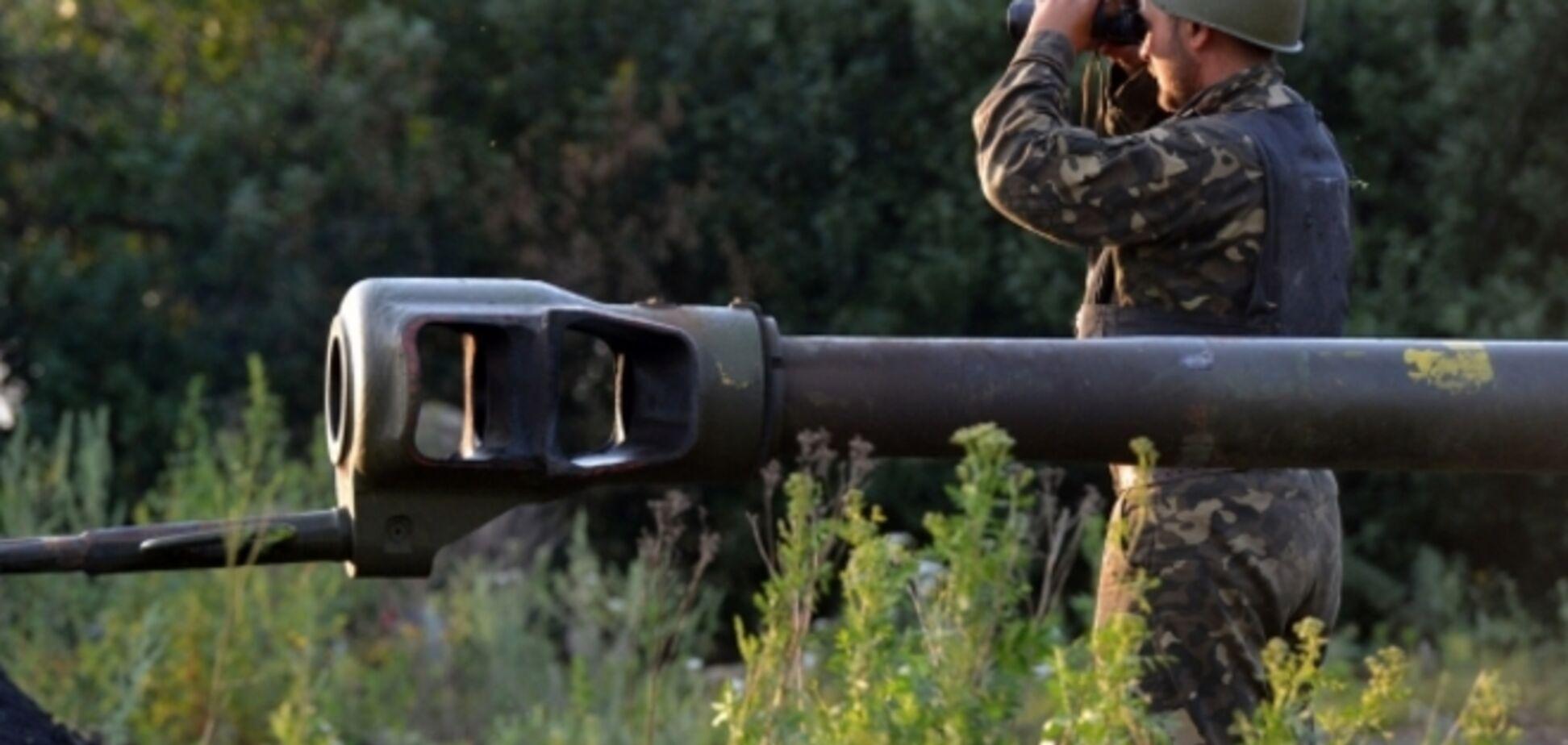 У зоні АТО вночі літали російські безпілотники: один вдалося збити