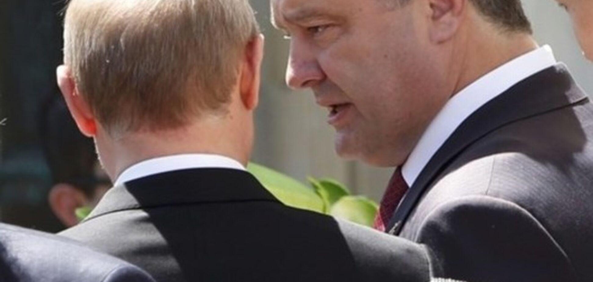 Российский политолог назвал главный козырь Порошенко на переговорах с Путиным