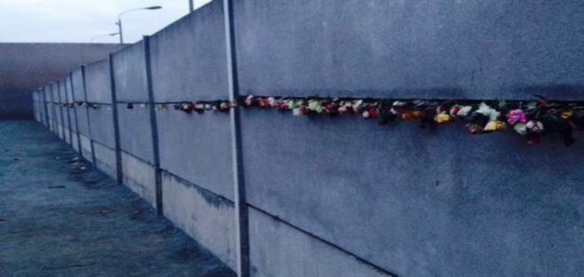 Стіна, як найбільший страх сучаної людини