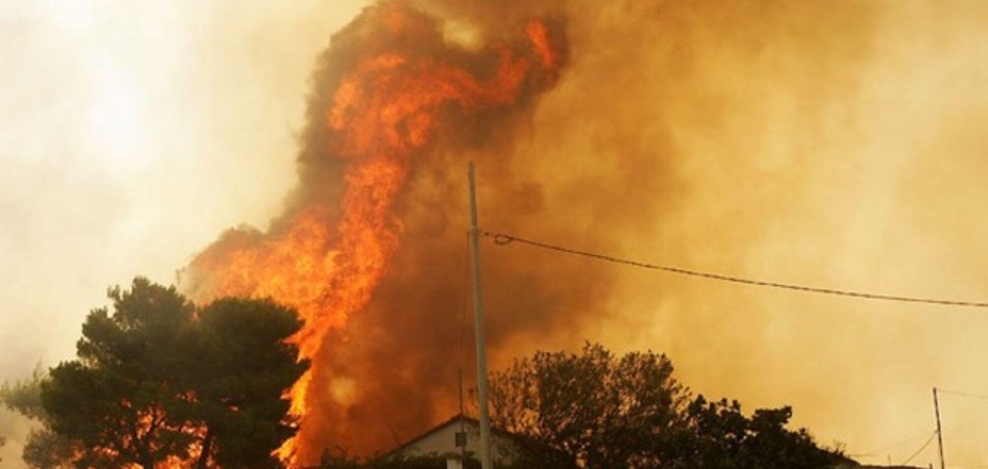 На прошлой неделе спасатели ликвидировали почти 2 тыс. пожаров и спасли жизнь 74 украинцам