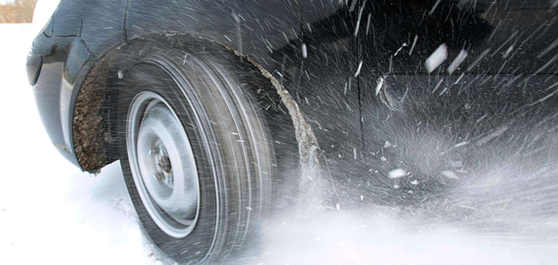 Советы эксперта о движении автомобиля зимой: как правильно выбрать резину