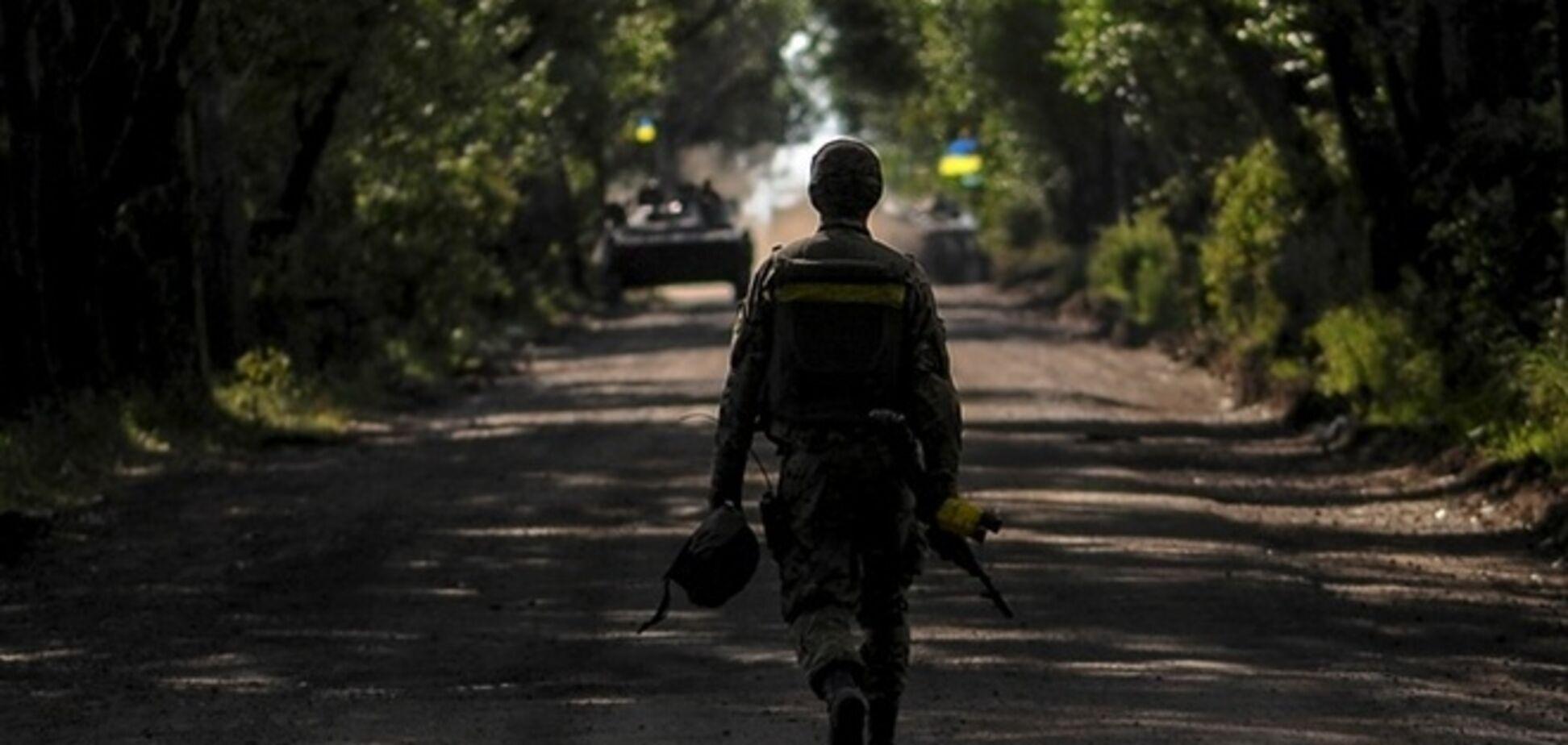 В міліції розповіли про випадки дезертирства і 'втрати' зброї на Донбасі