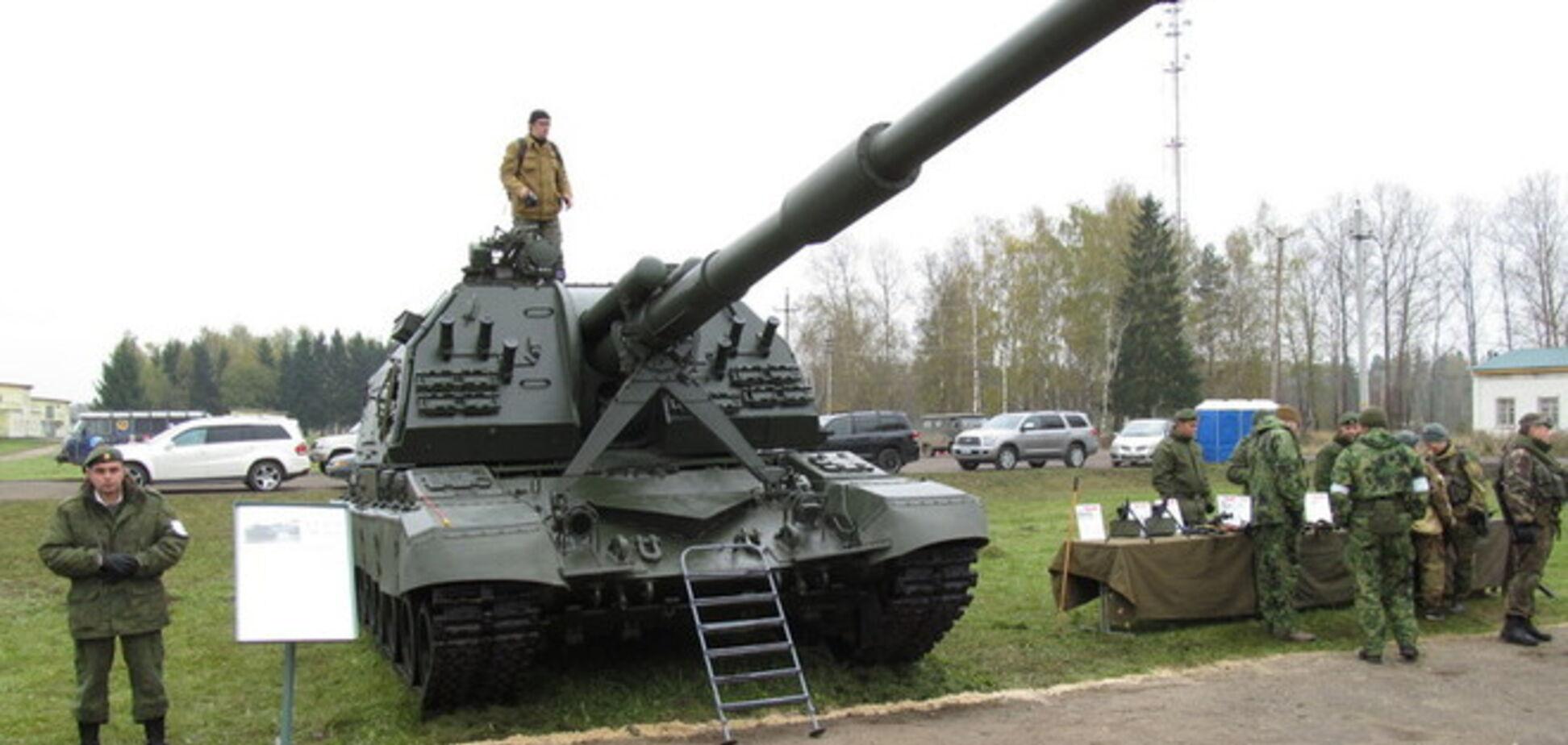 Россия перебросила под Счастье элитную танковую дивизию – СМИ
