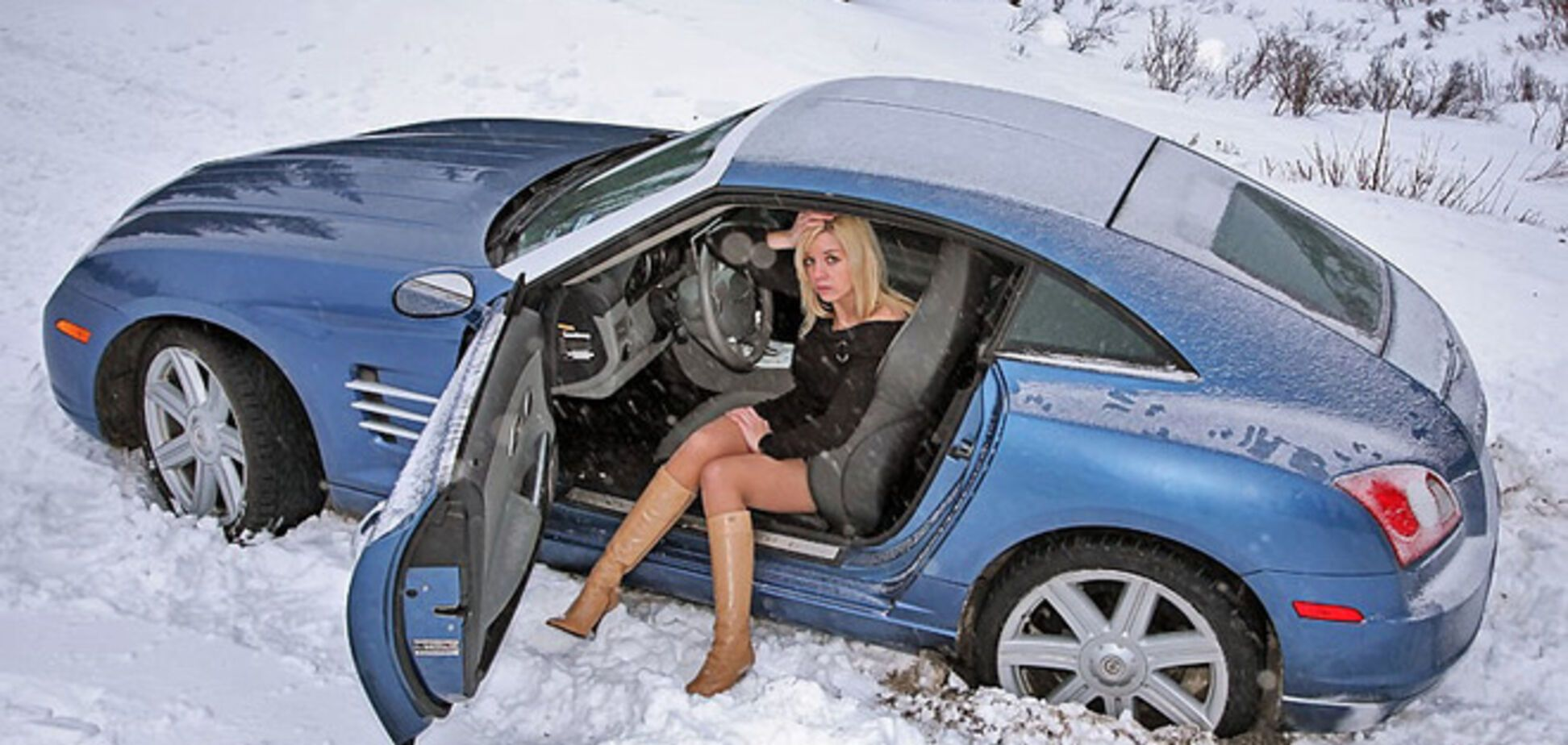 Советы водителям по уходу за автомобилем зимой