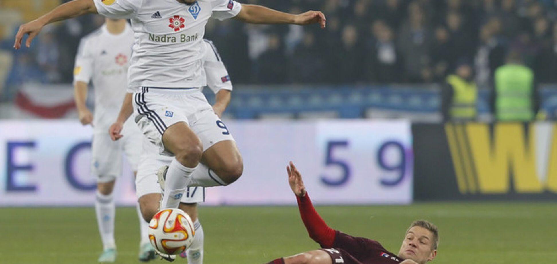 'Динамо' в меньшинстве вырвало победу в Лиге Европы: фото триумфа