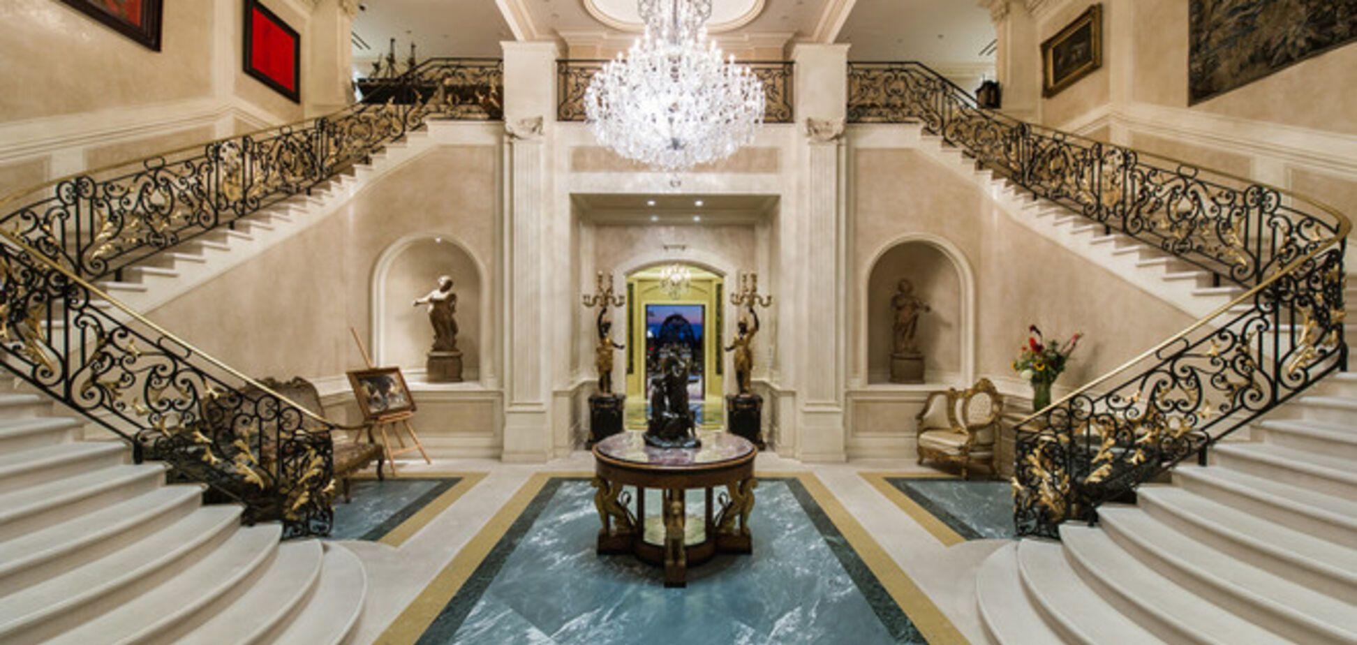 Неймовірний 'Палац кохання' виставлено на продаж за рекордною ціною