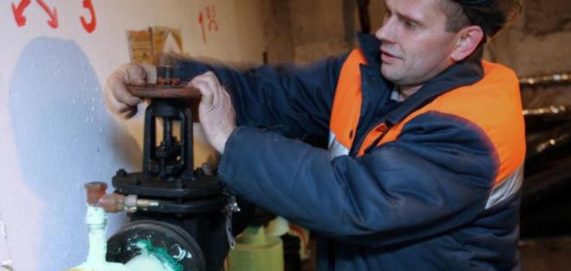 Киевские власти урежут подача тепла в дома на 20%