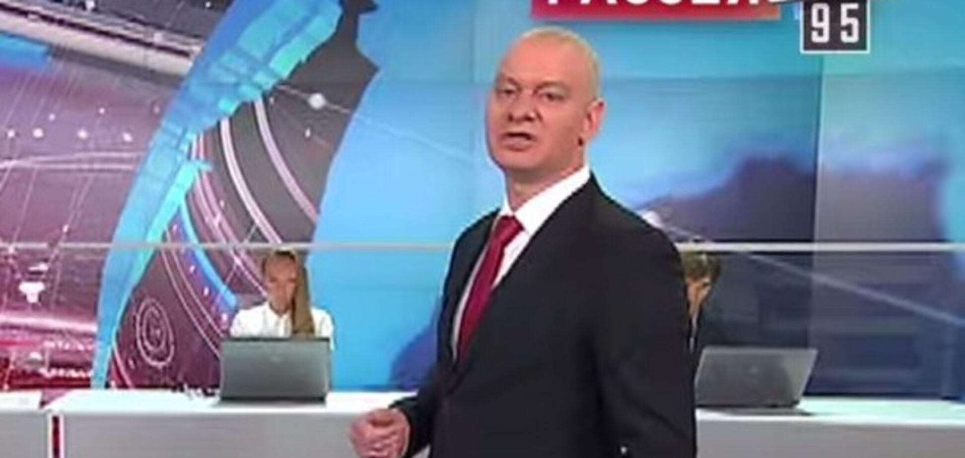 Лжец, лжец. 'Квартал-95' снял пародию про Дмитрия Киселева