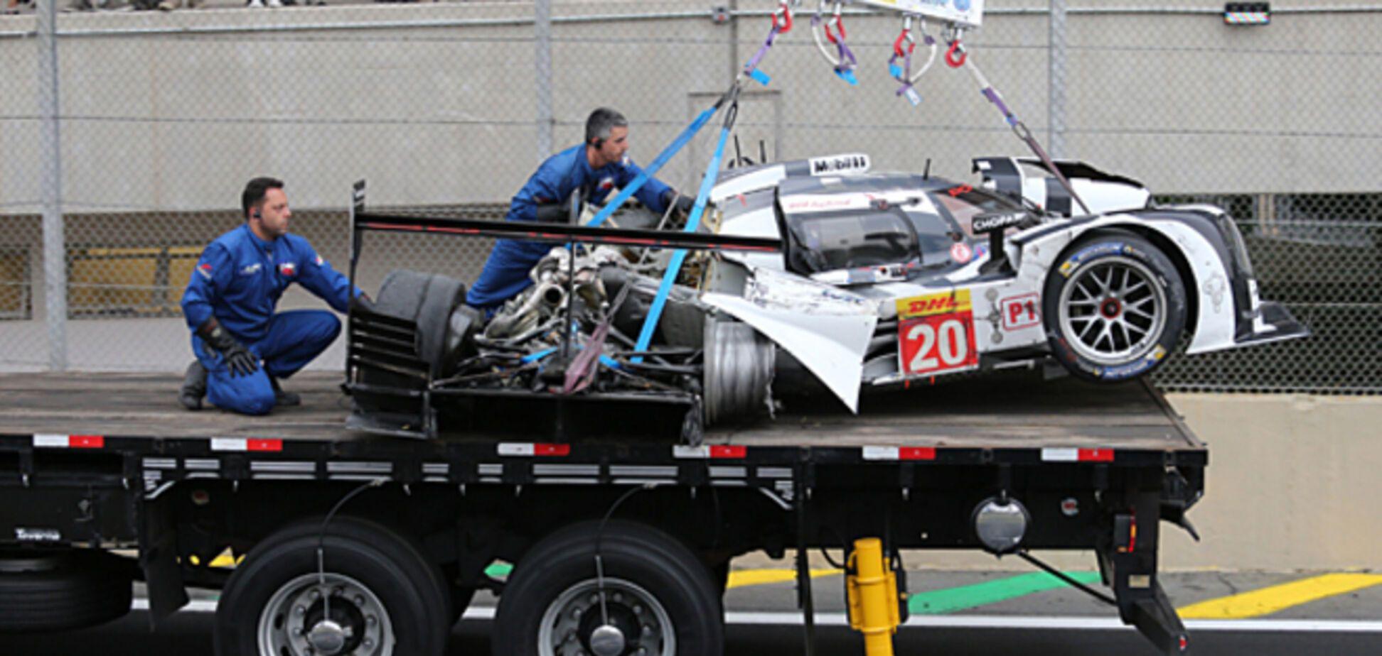 Знаменитый пилот Формулы-1 попал в тяжелую аварию: жуткое видео