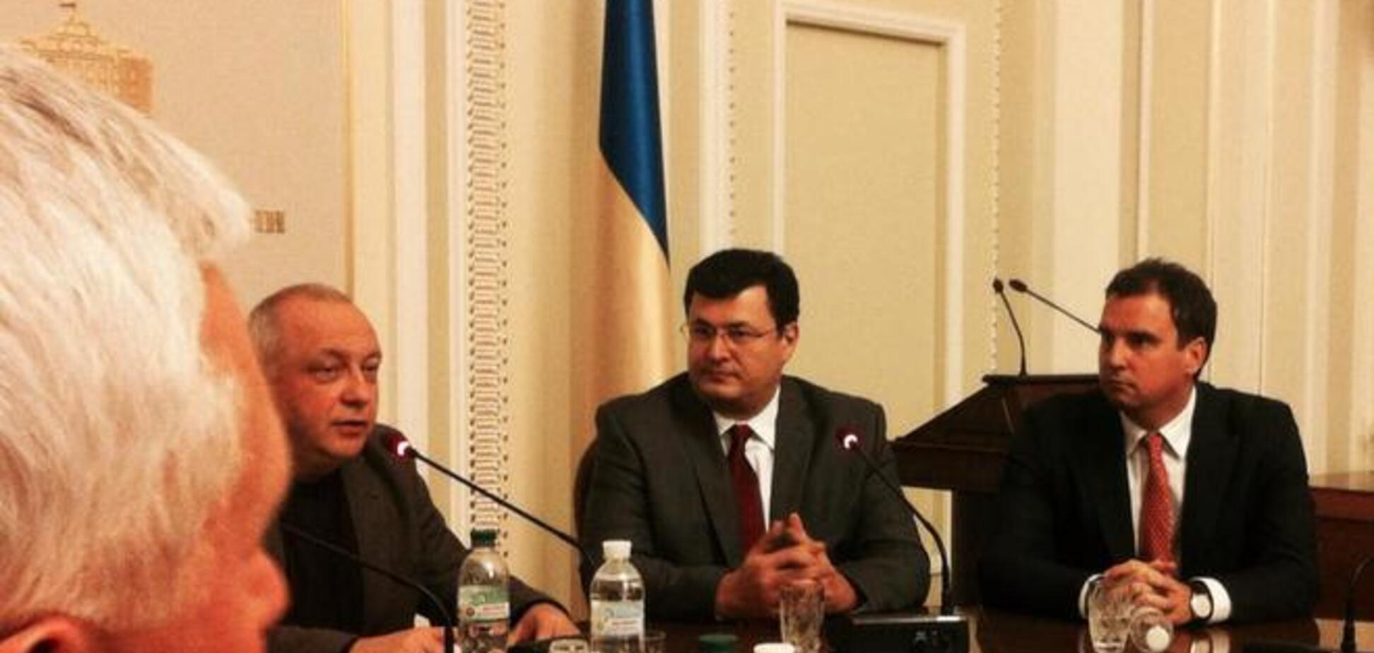 Саакашвілі відмовився від поста в Кабміні України, Квіташвілі - погодився