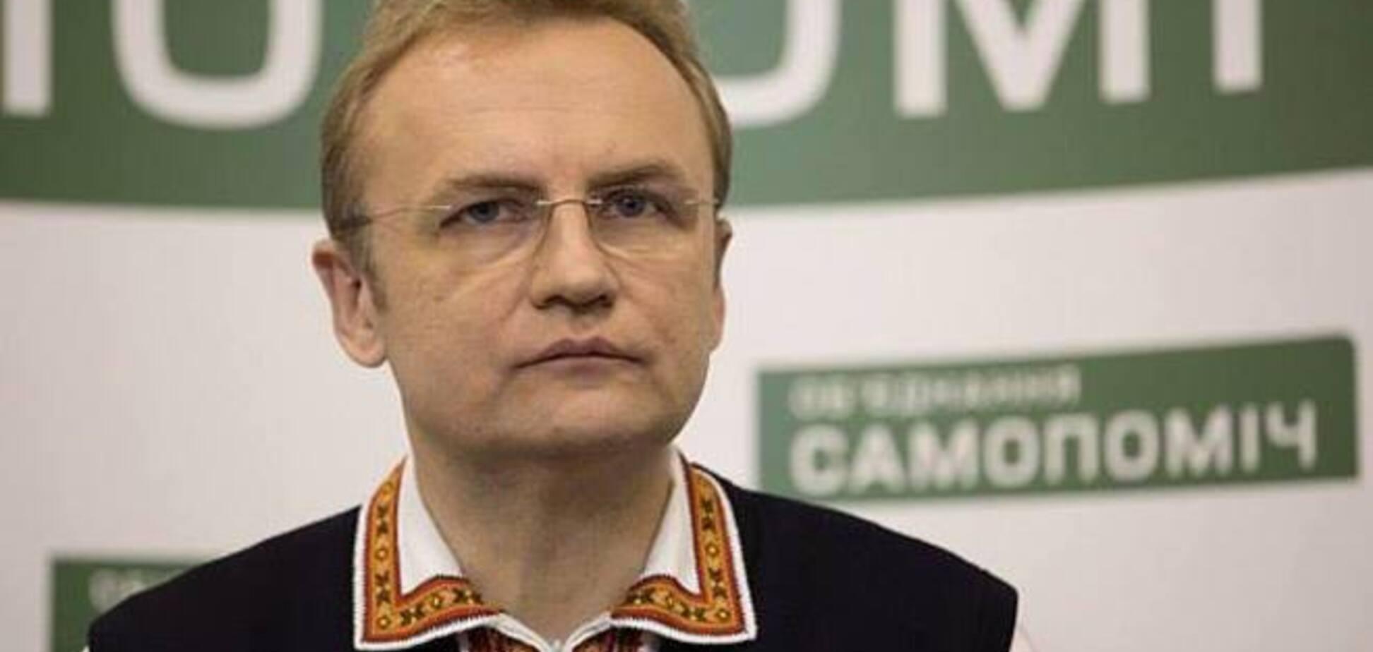 Садовый отказался от должности в Кабмине