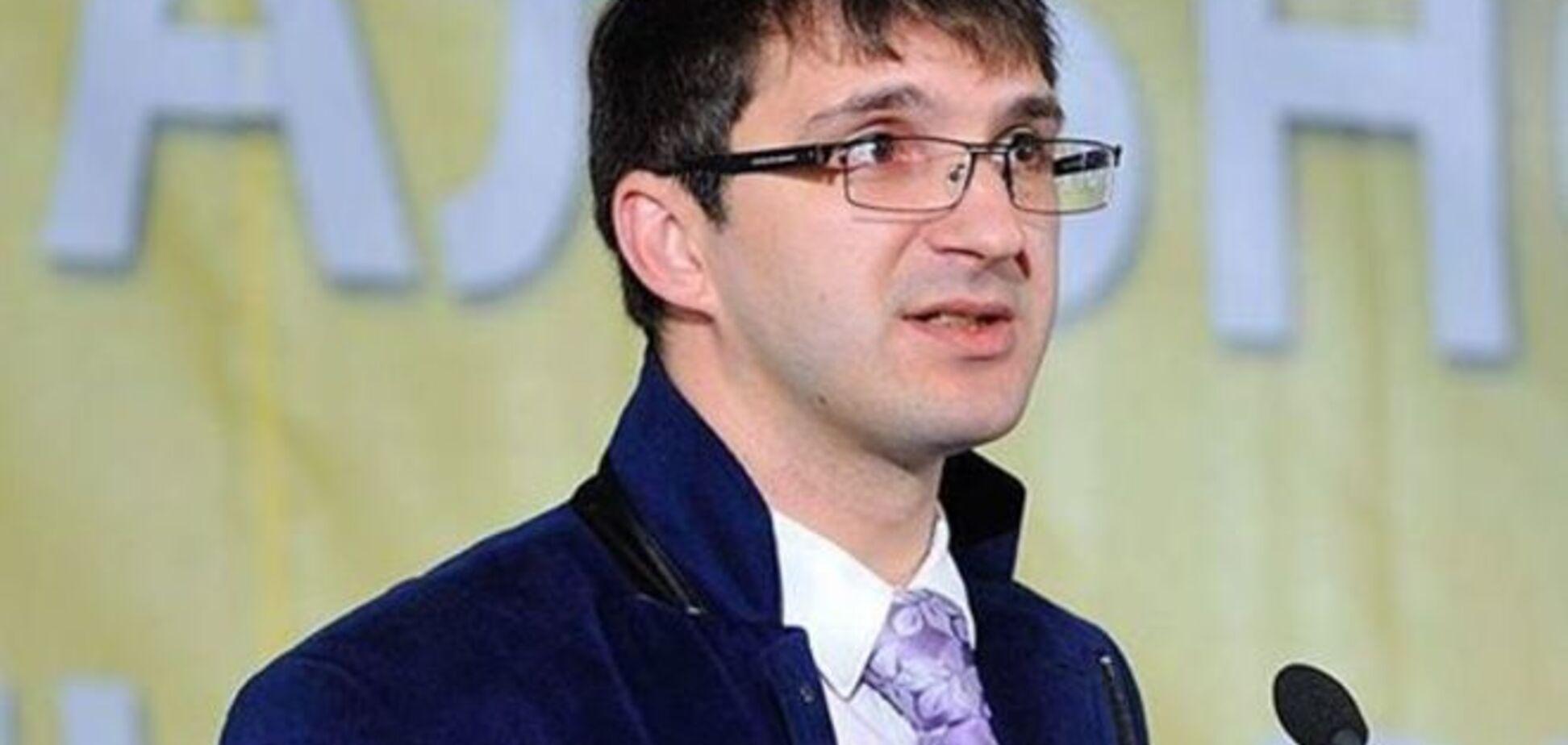В Киеве убили одного из руководителей Антикоррупционного комитета Майдана