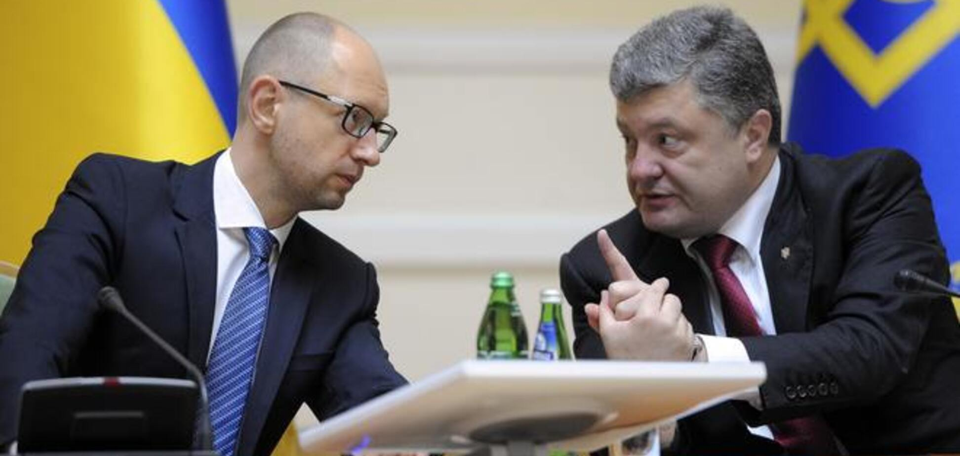 Майже половина киян хоче бачити Порошенка Президентом. Партія Яценюка втрачає рейтинг