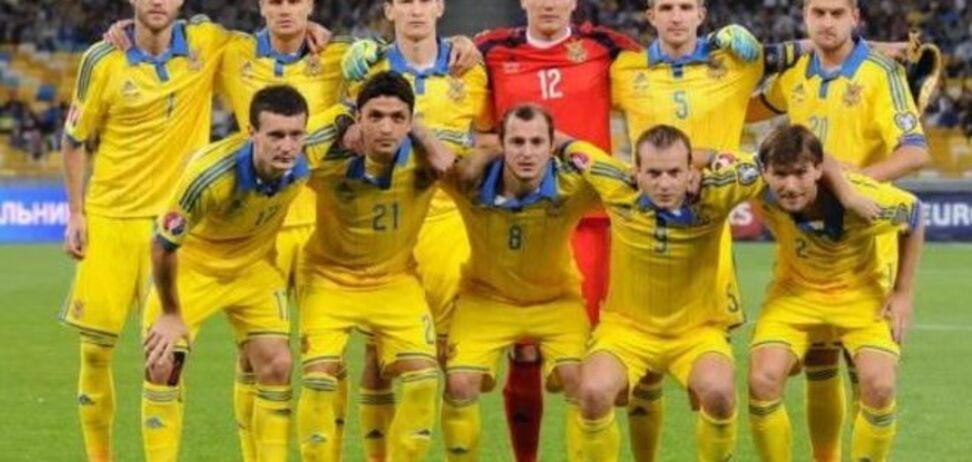 ФФУ рассказала о планах сборной Украины на 2015 год