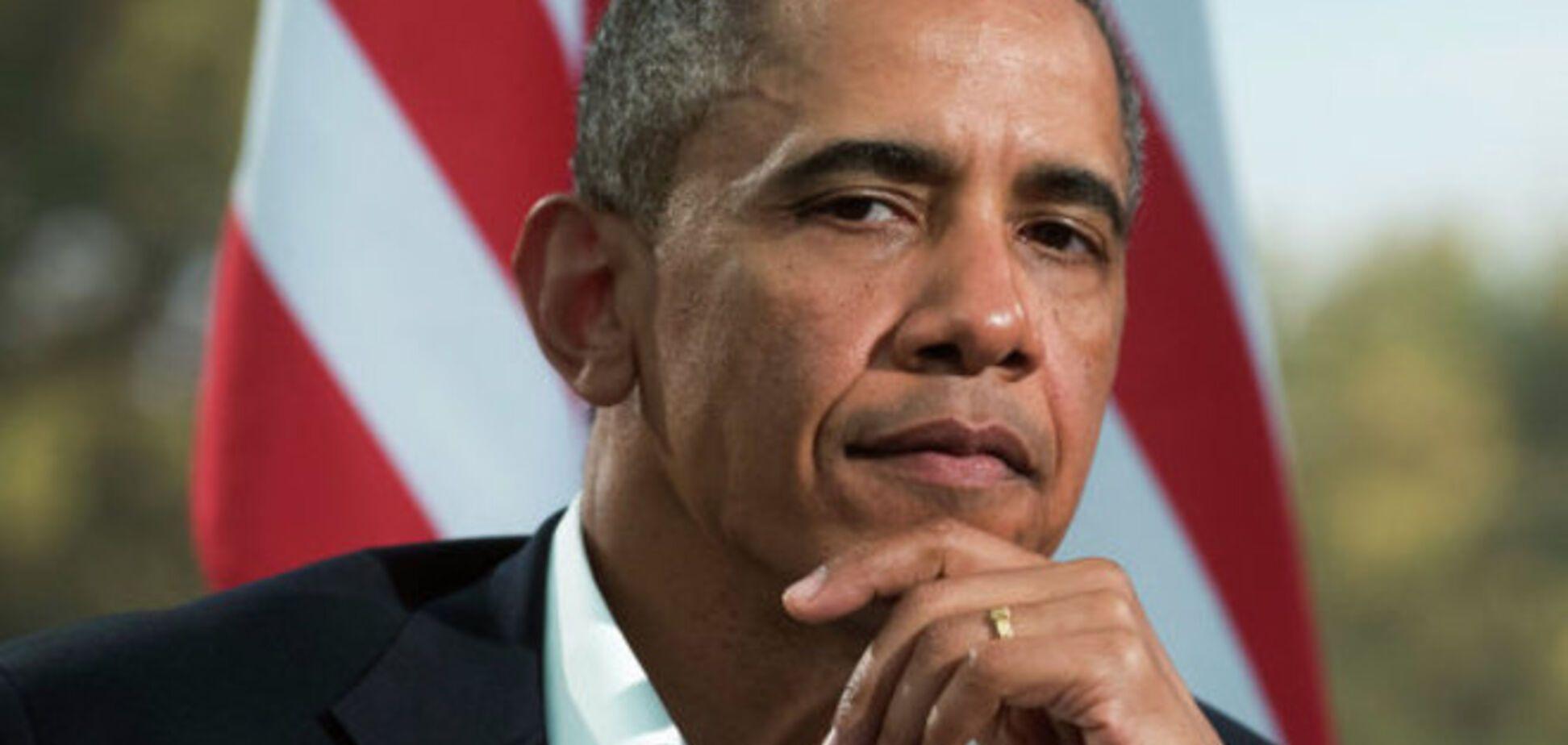 Обама процитировал несуществующий стих из Библии
