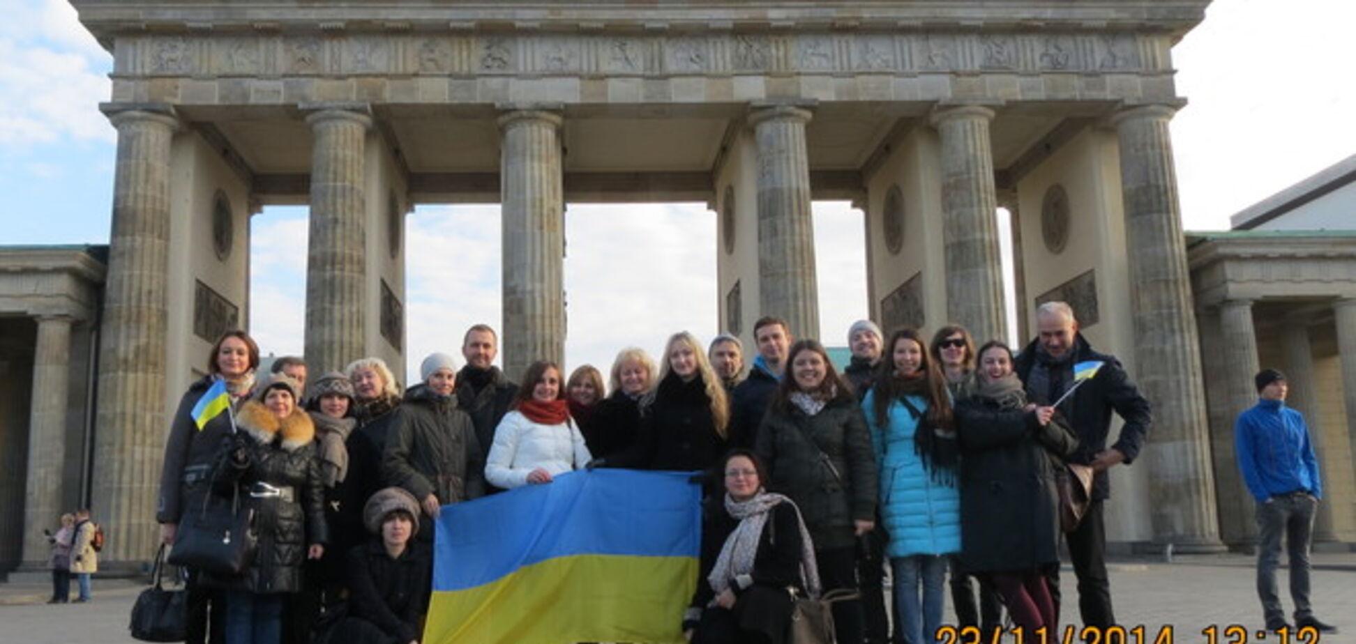 Output Berlin, або Дуже короткі висновки про стажування в Німеччині 16-29.11.2014