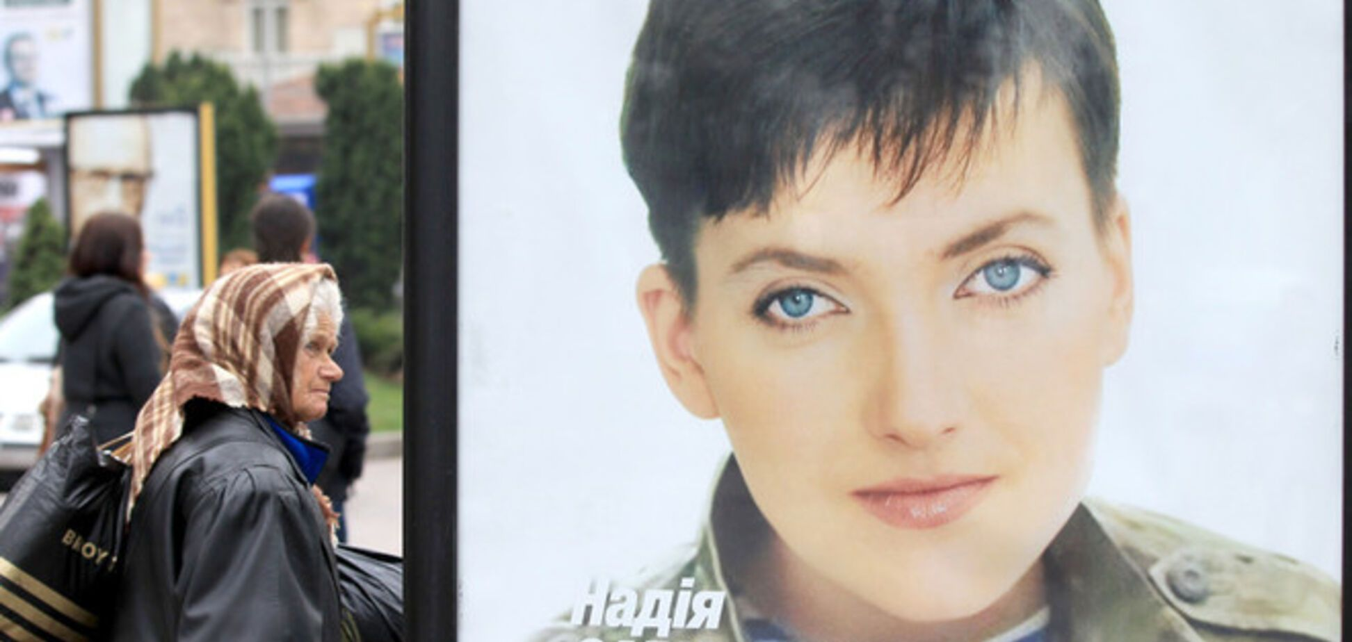 Савченко грозится объявить голодовку