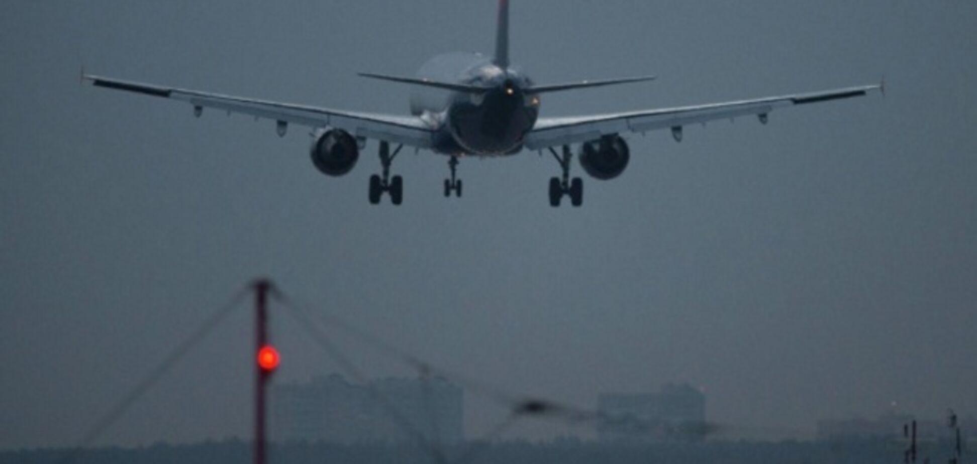Госавиаслужба в целях безопасности запретила полеты в Харьков, Днепропетровск и Запорожье