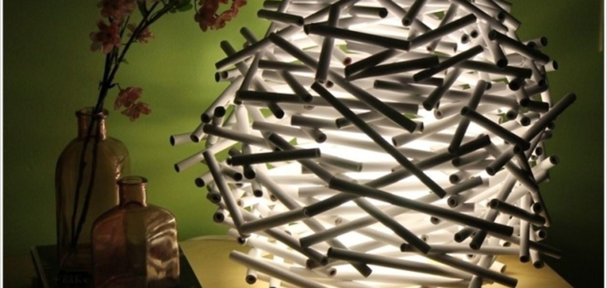 11 способов смастерить великолепный 'hand-made' плафон