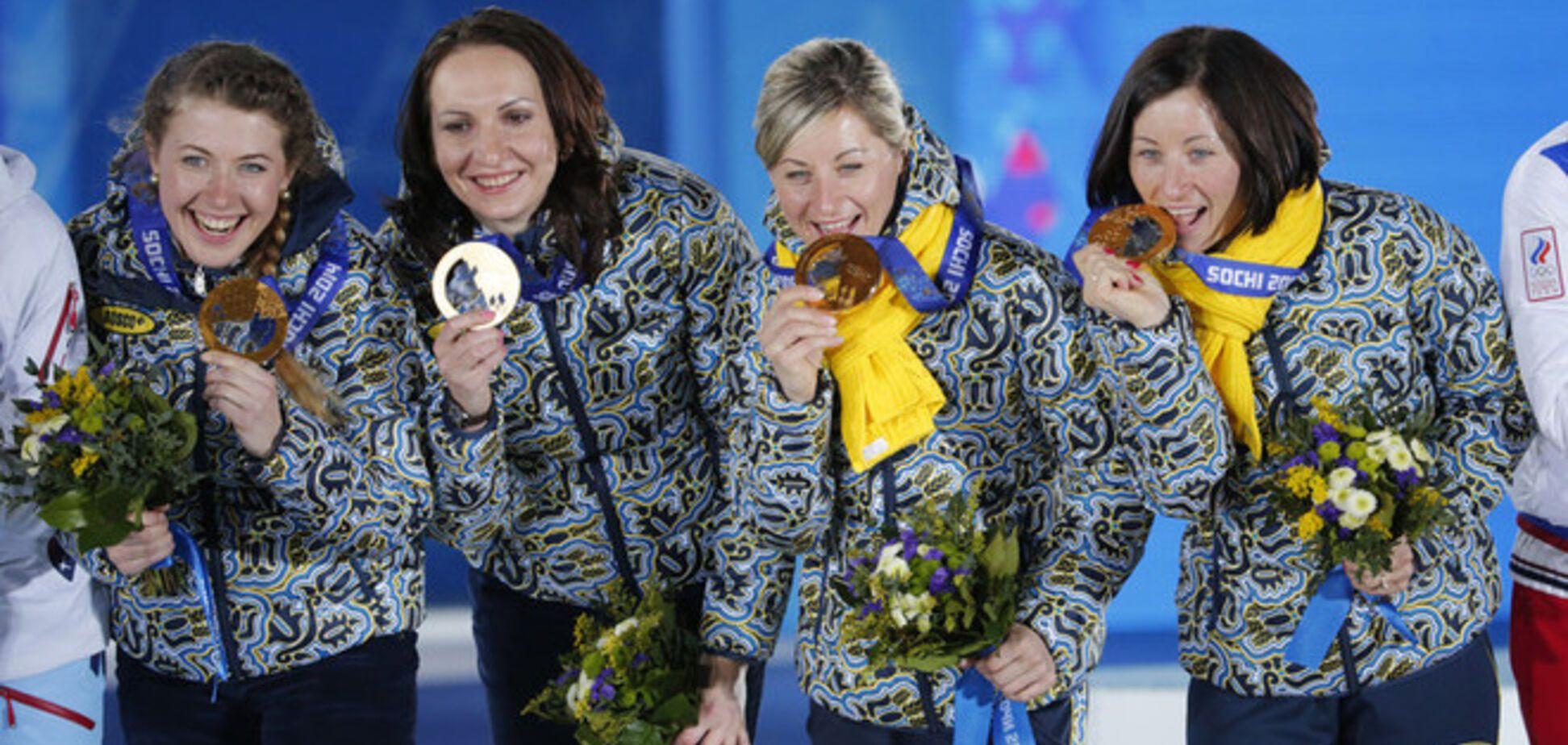 Наши каратели. Главные спортивные победы Украины в 2014 году