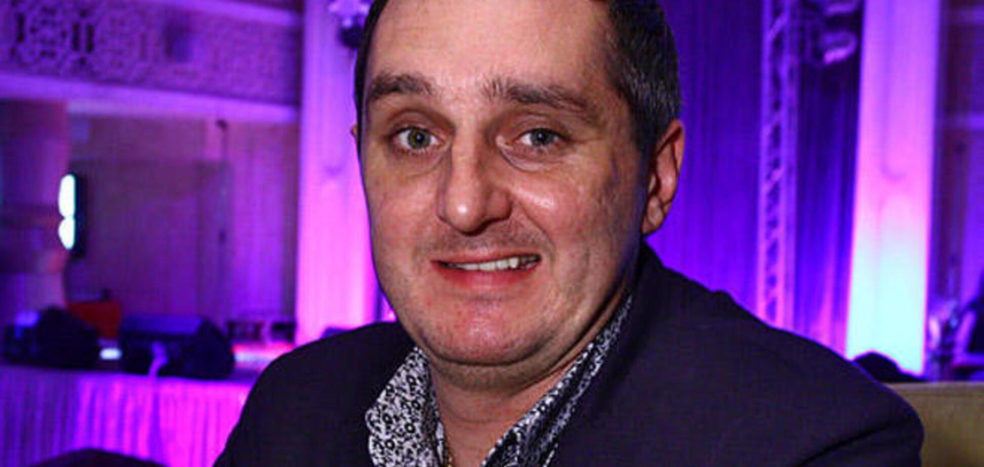 В Киеве обокрали Дядю Жору и разбили его авто
