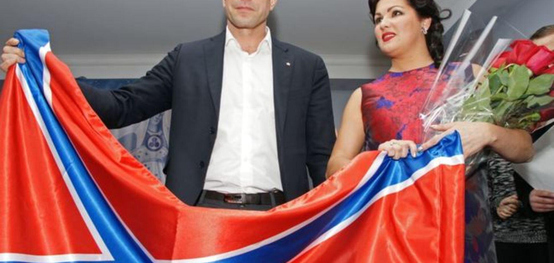 В ЄС зажадали позбавити Нетребко громадянства Австрії через підтримку 'Новоросії'