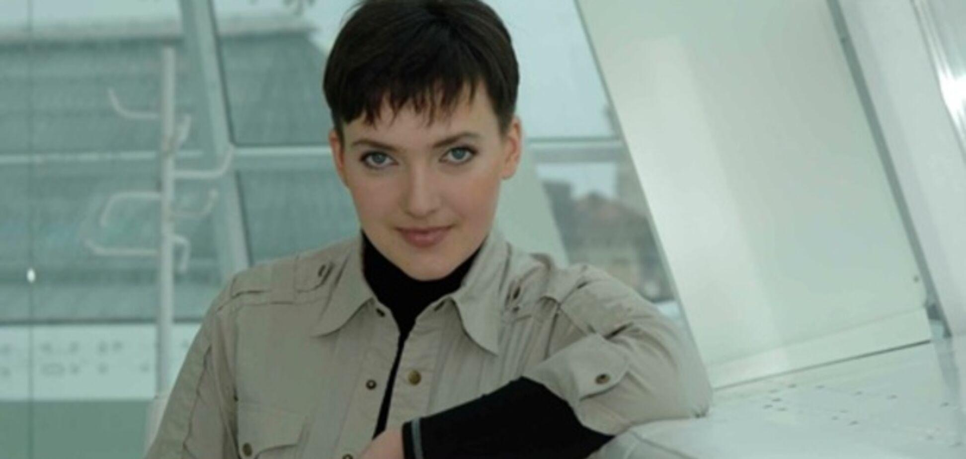 Украинская летчица Савченко объявила голодовку в СИЗО