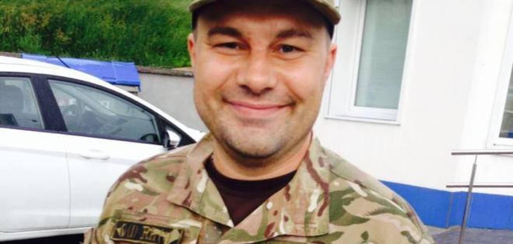 Силовики освободили замначальника штаба батальона 'Донбасс' с позывным Калаш