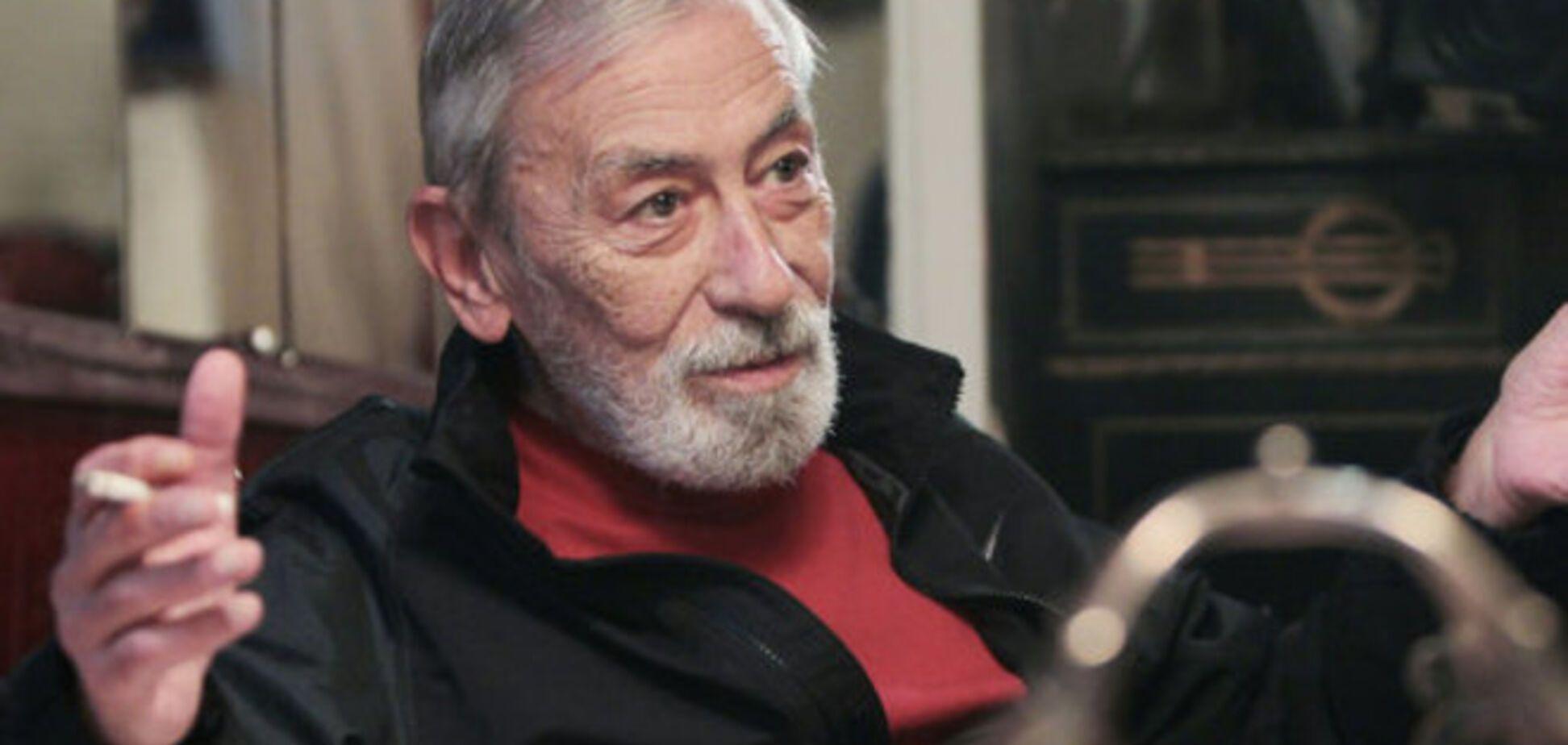 Кикабидзе попросил украинцев не бойкотировать творчество артистов-предателей