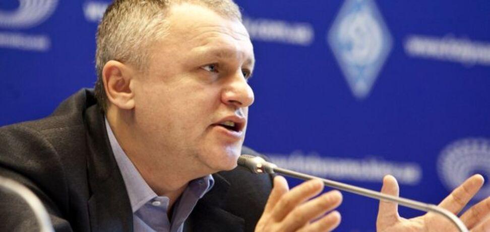 Суркис назвал соперника 'Динамо' в Лиге Европы командой-сюрпризом