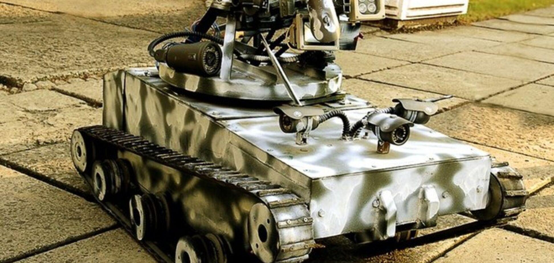 На Галичине создали уникальный танк для АТО: опубликовано фото