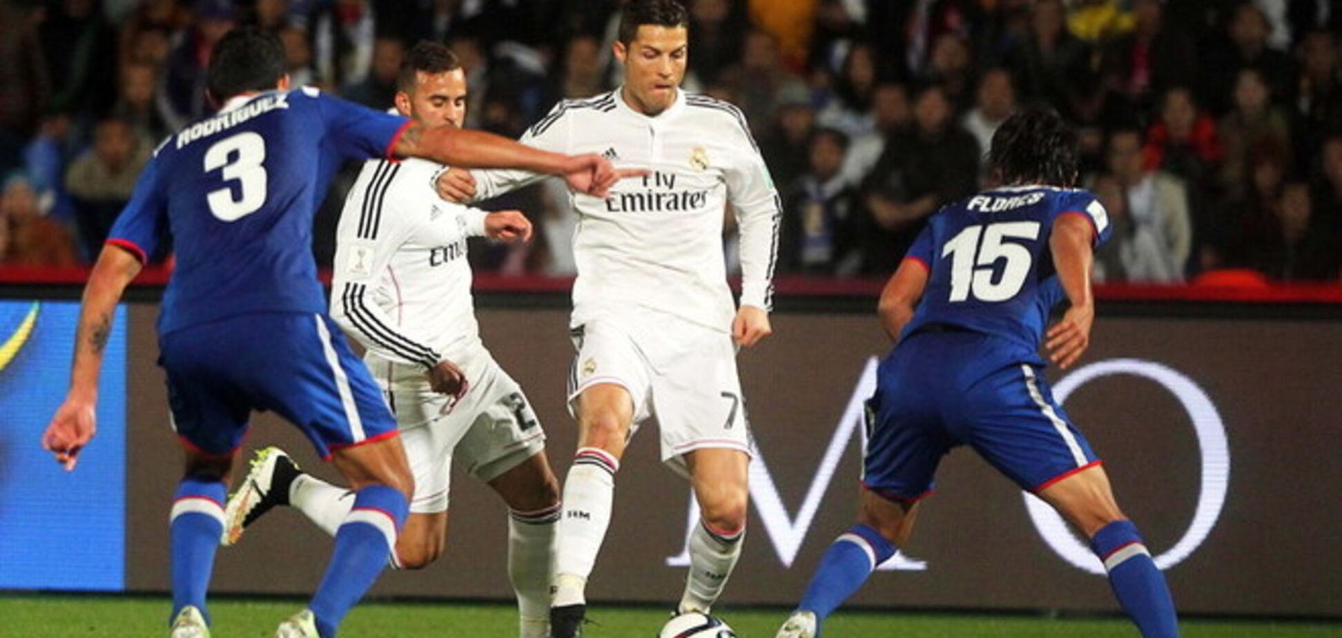Реал Мадрид - Сан-Лоренцо - 2-0: Роналду снова не забил