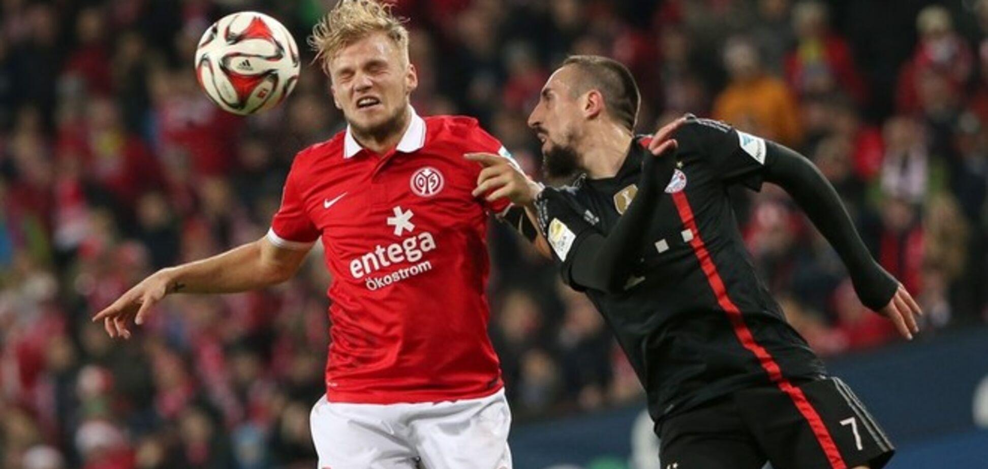 'Баварія' вирвала перемогу в останньому матчі року