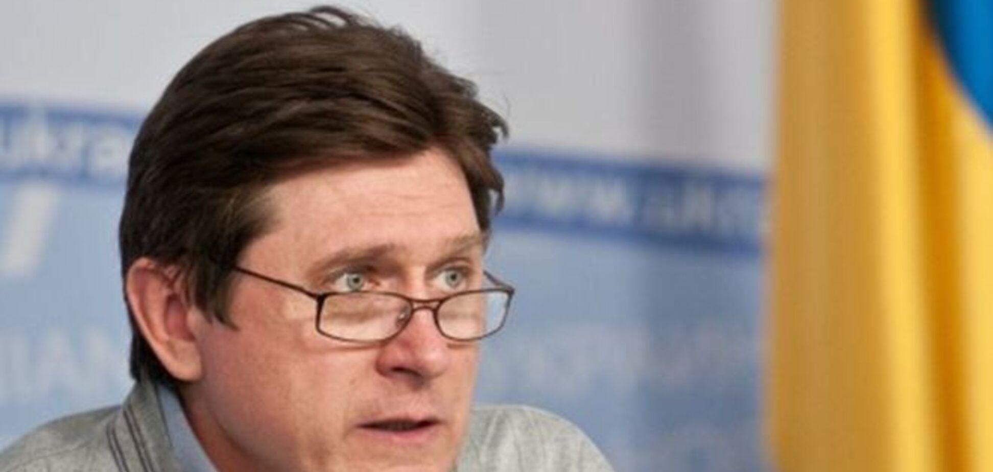 Фесенко: Украина - как подросток, пытающийся оторваться от родителей