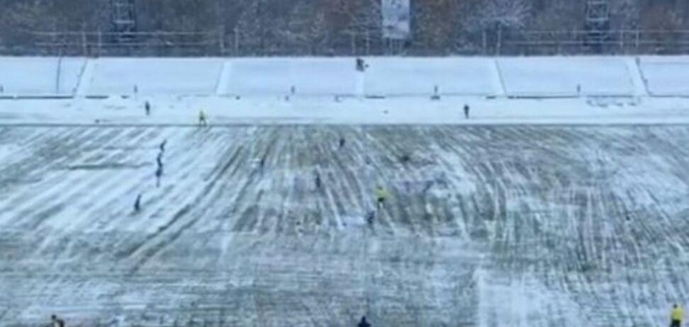 В чемпионате Украины установили антирекорд