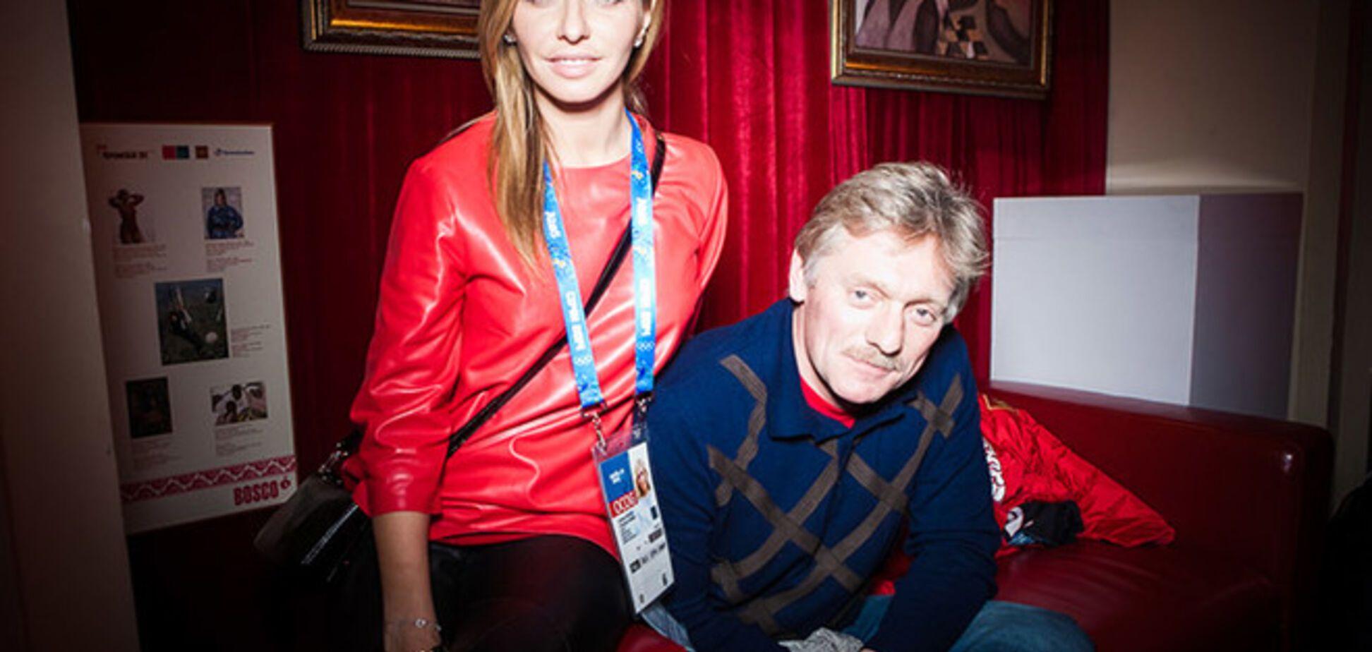 Олімпійська чемпіонка з Дніпропетровська вийшла заміж за прес-секретаря Путіна