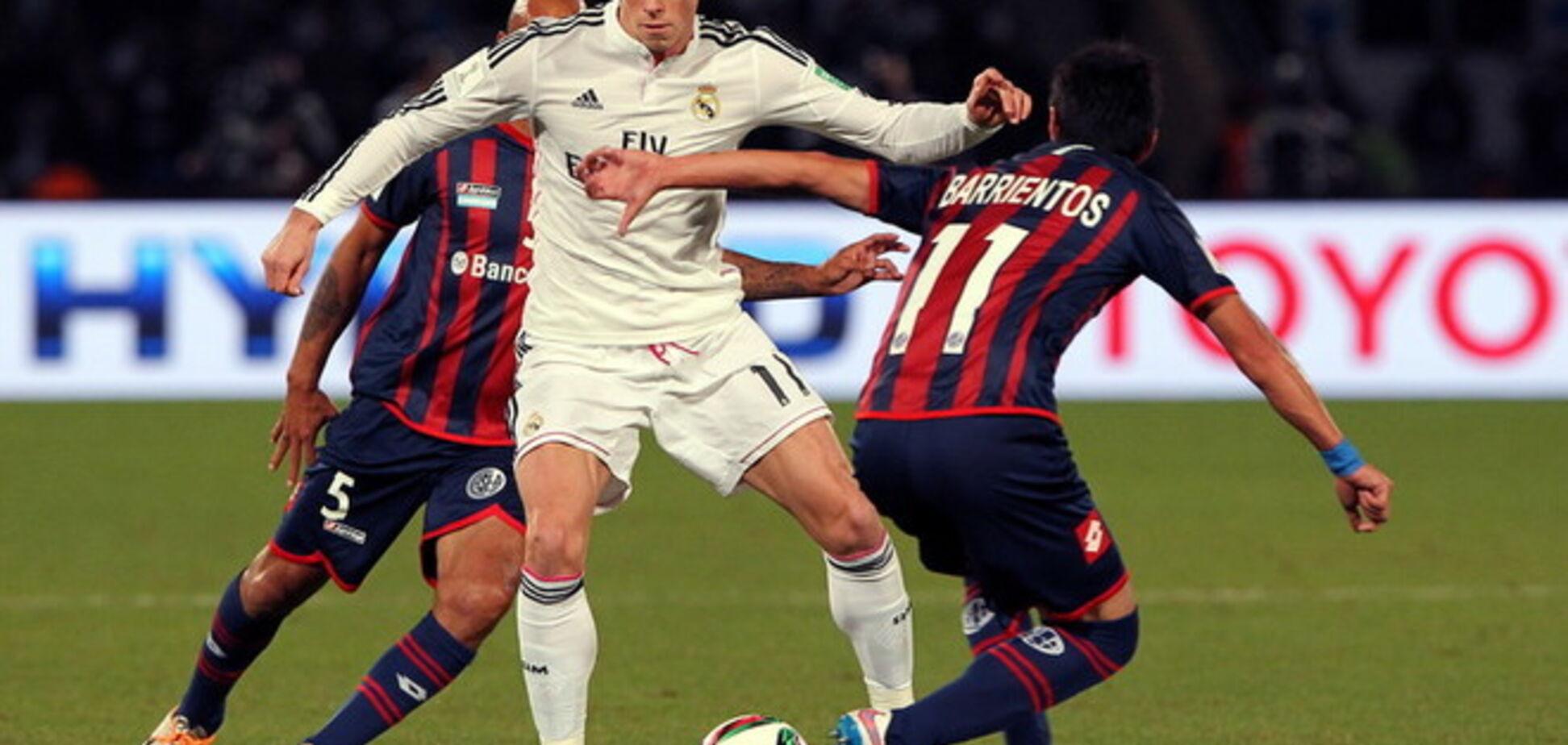 Реал – Сан-Лоренцо– 2-0: видео-обзор матча