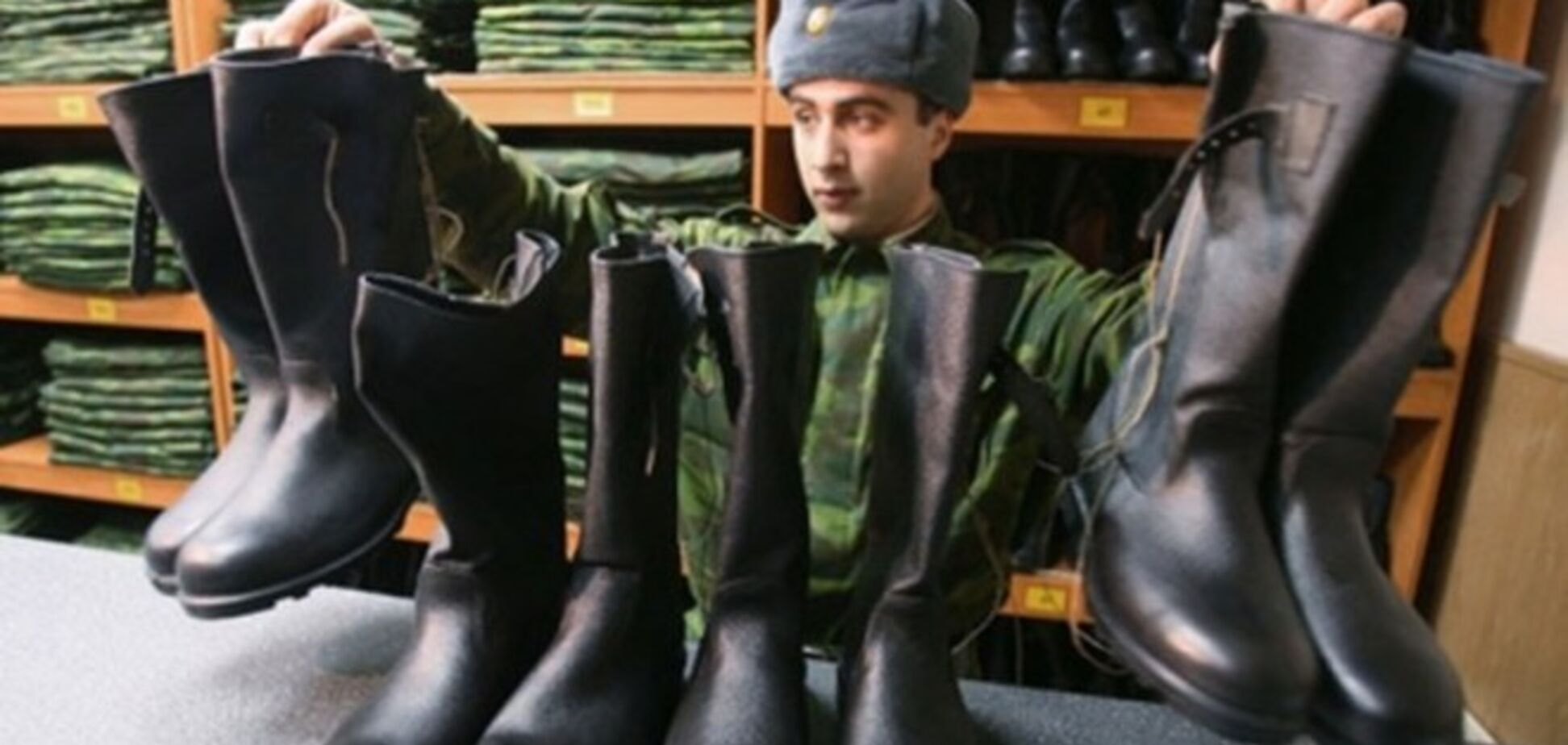 Новая частичная мобилизация в Украине будет уже в 2015 году