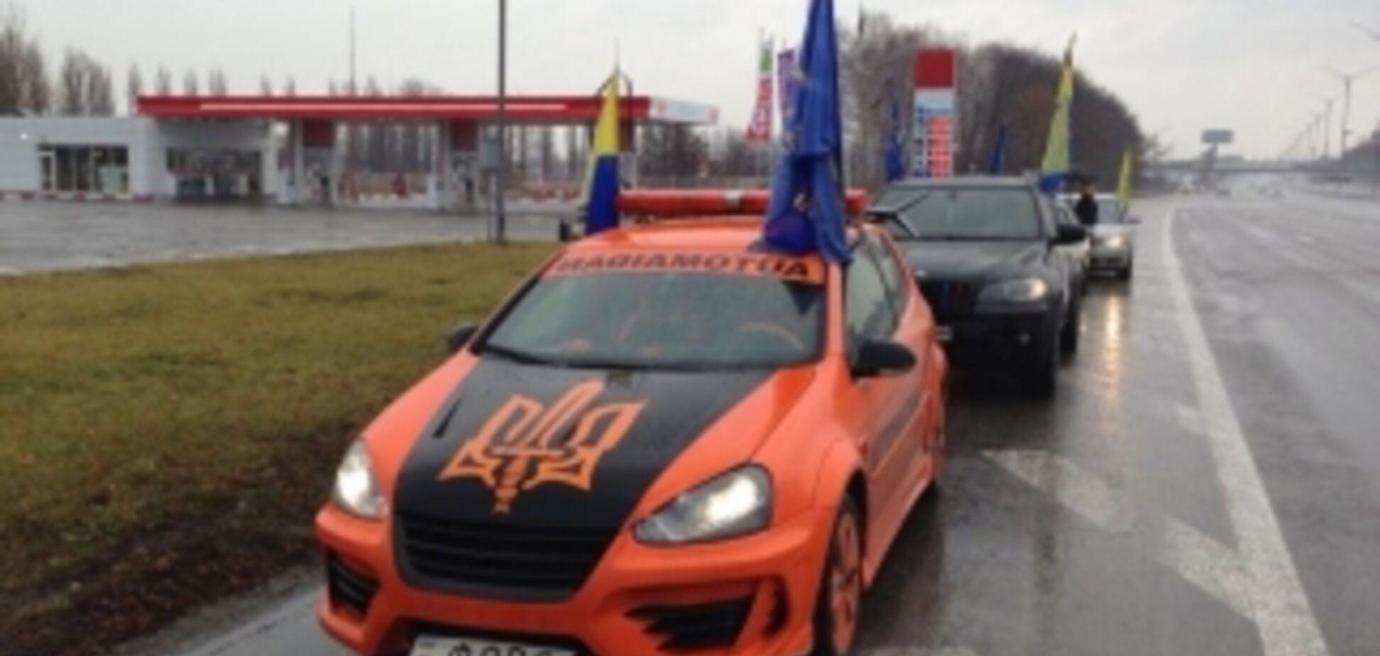 В штабе 'Айдара' пообещали наказать бойцов, избивавших водителей на Бориспольской трассе