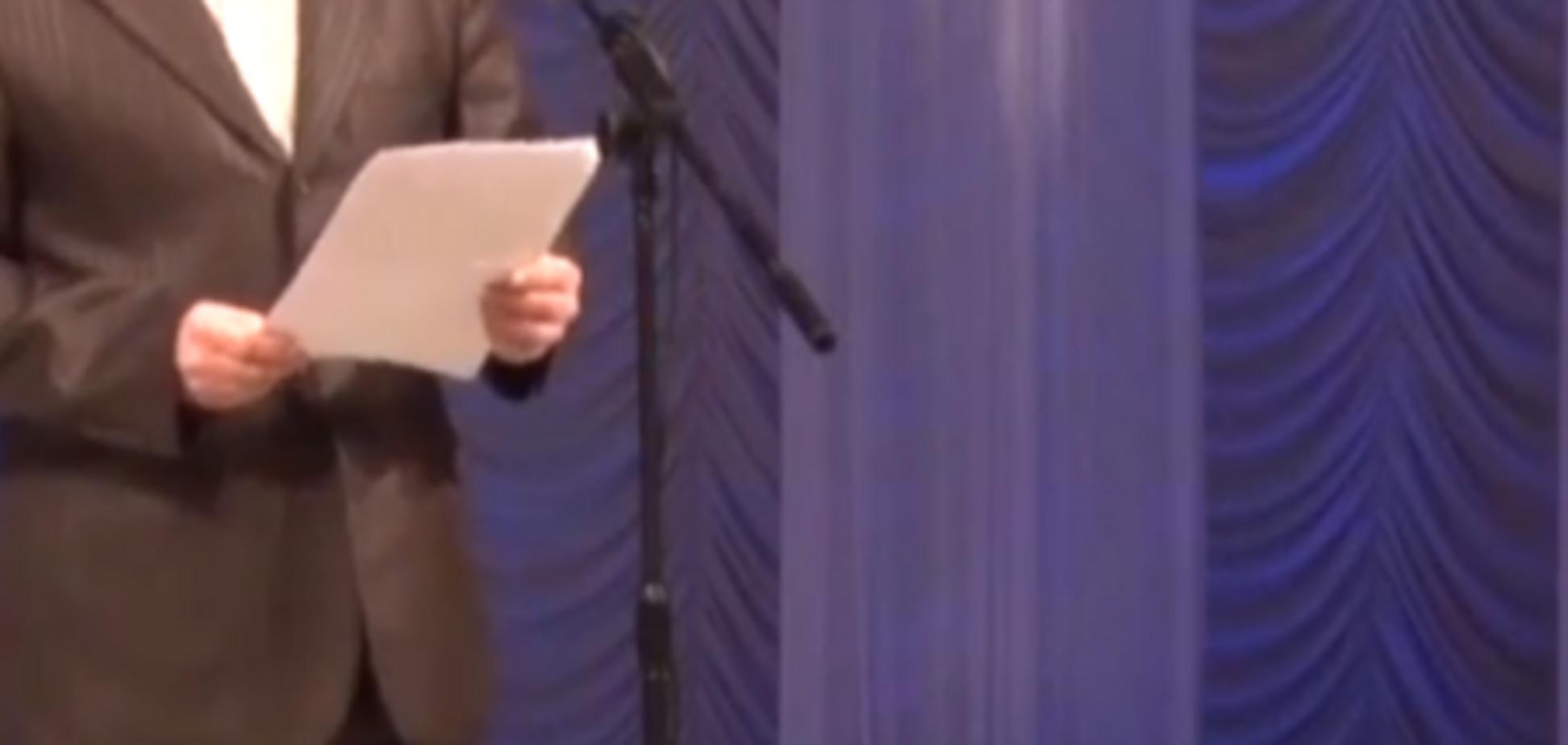 Ходаковский подарил 'министру госбезопасности ДНР' бюст Дзержинского, который оказался Чайковским