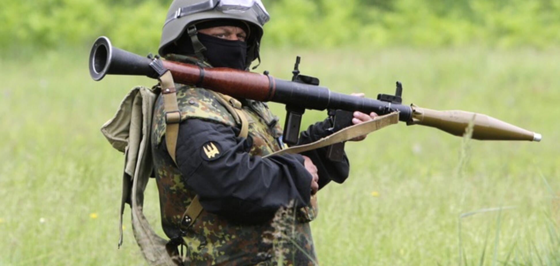 Почему бойцы АТО бьют гражданских