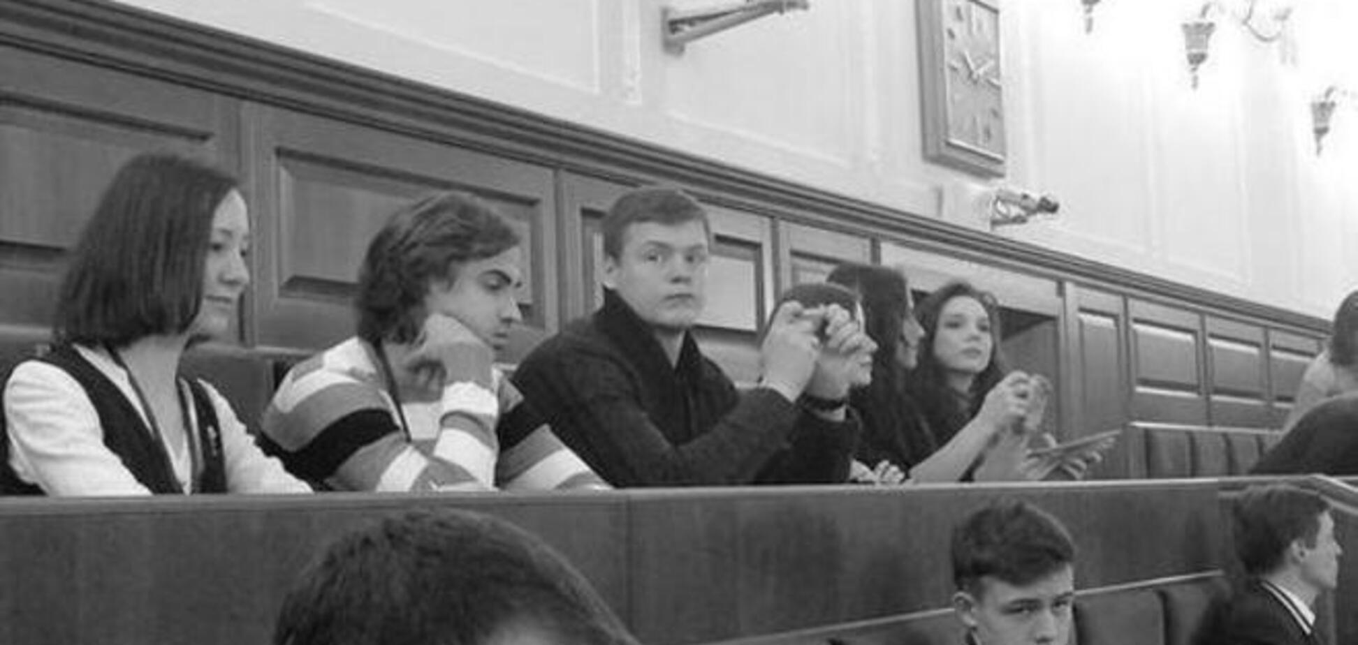 На засідання Верховної Ради вперше пустили простих українців: фотофакт