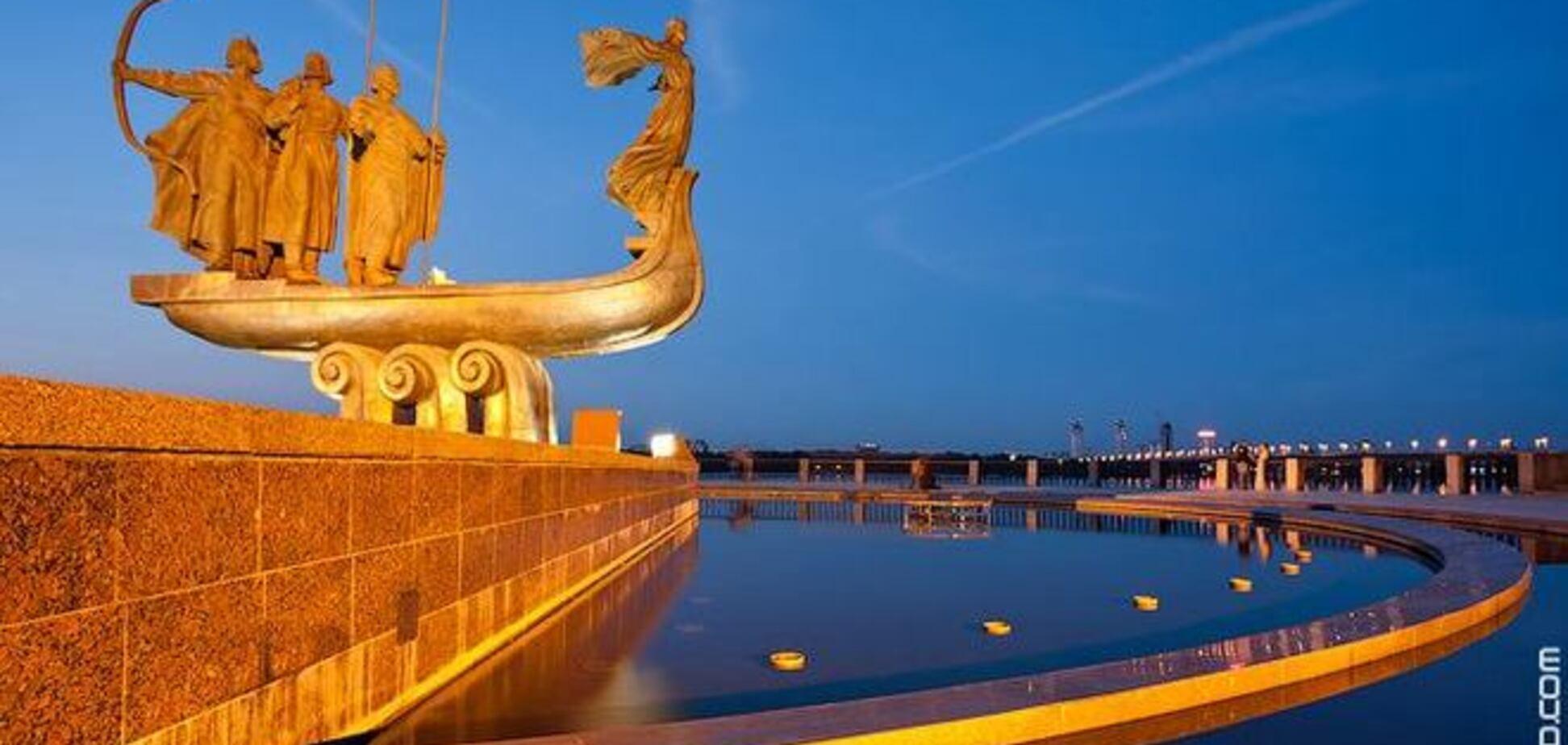 Памятник основателям Киева может оказаться в парке ООН