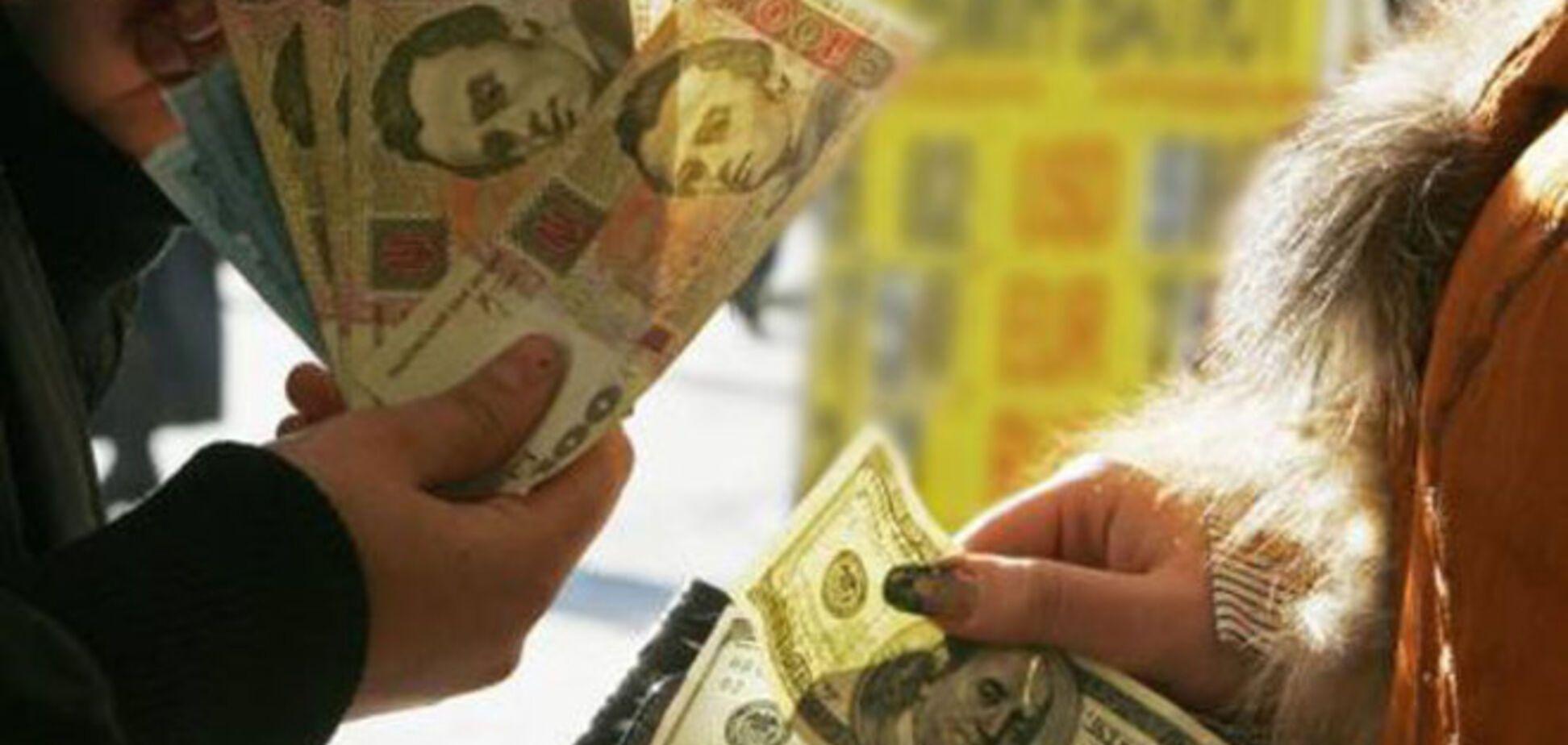 У держбюджет-2015 закладено курс 17 гривень за долар