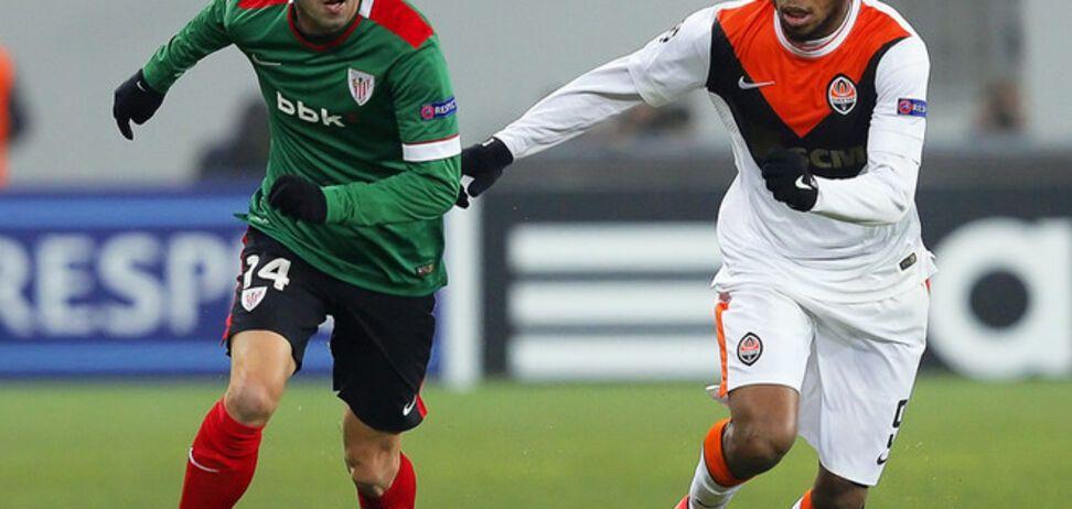 Лидер 'Шахтера' признан лучшим футболистом Лиги чемпионов