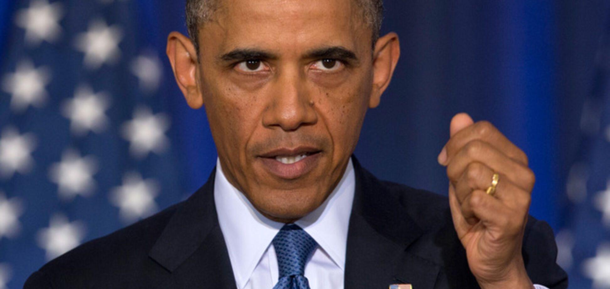 Обама отказался от приглашения Путина посетить Россию - СМИ