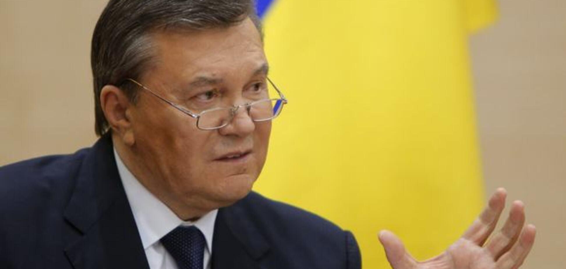 Представьте, что было бы, если бы там появился я - Янукович рассказал, почему не вышел к майдановцам