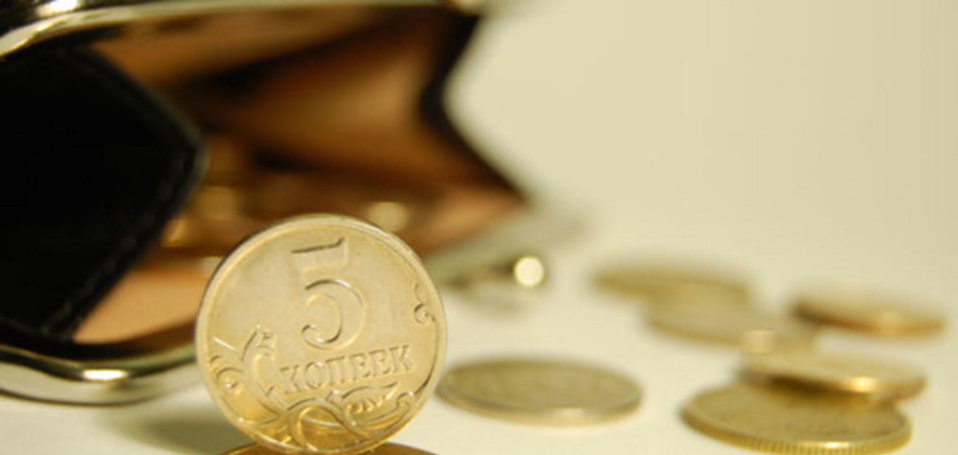 Інфляція в Росії досягла максимуму з 2008 року