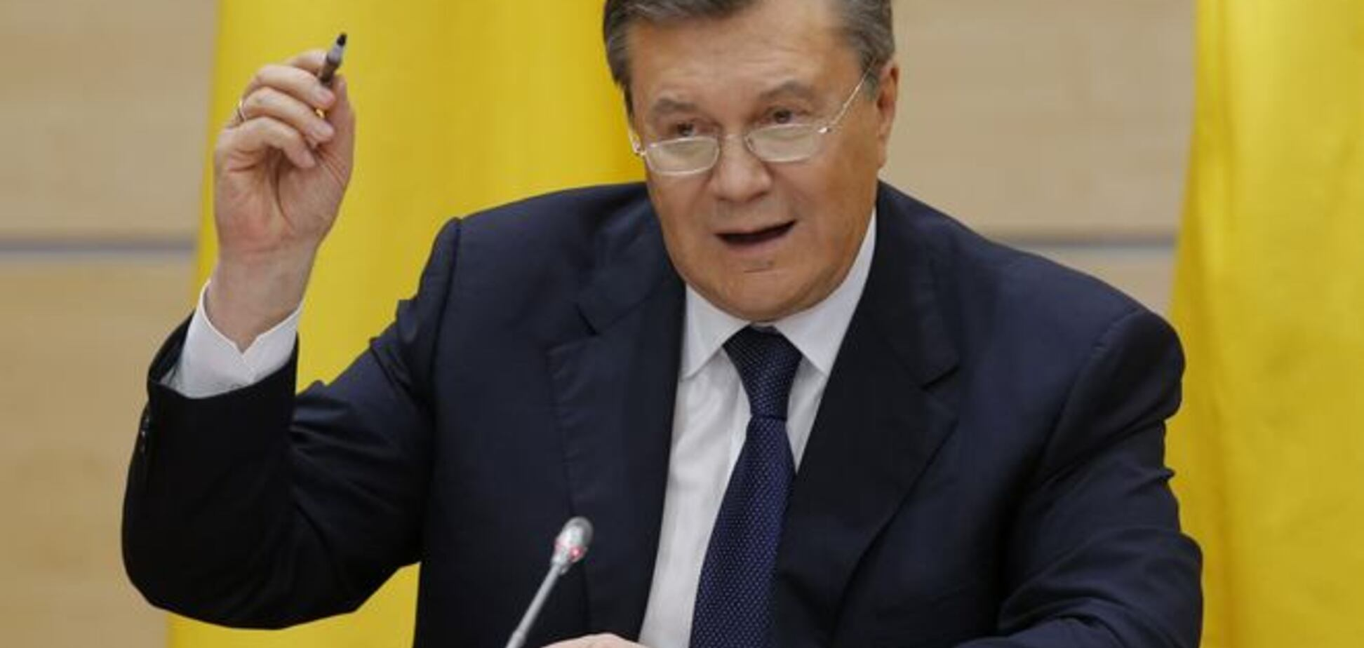 Янукович заявил, что митингующих с отеля 'Украина' расстреливали 'стрелки Майдана'